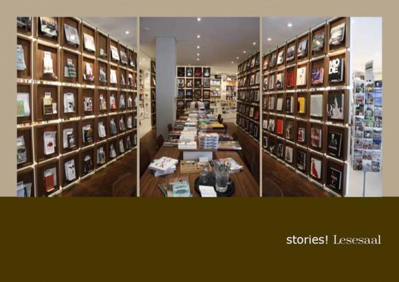Stories! Lesesaal
