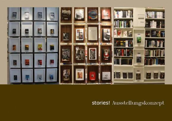 Stories! Ausstellungskonzept