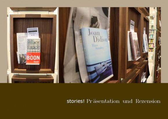 Stories! Präsentation und Rezension